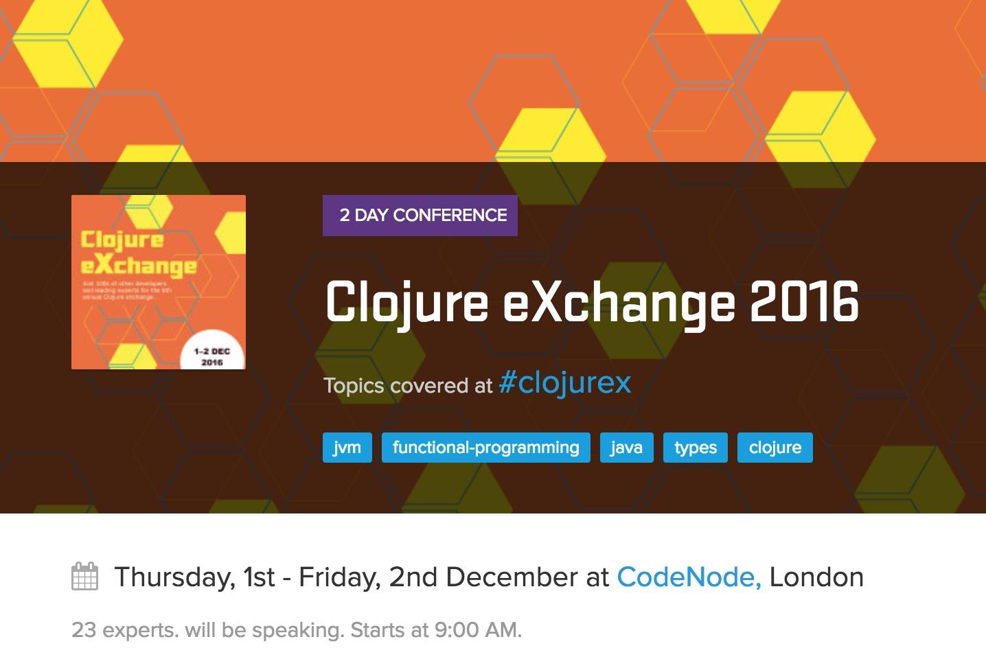 ClojureX